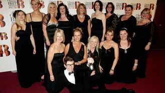Military Wives claim Classical Brit