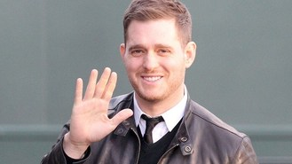 Buble: I want to duet with Ferrell