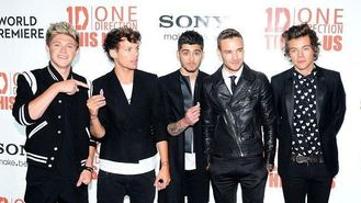 One Direction lead UK global sales
