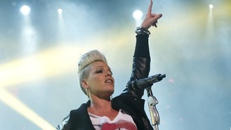 Pink: Everything is a song now