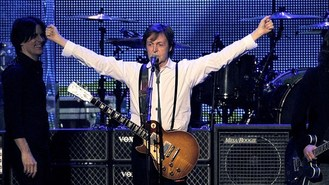 McCartney to play Motown piano