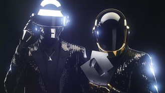 Daft Punk top album chart