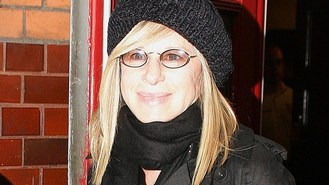 Barbra Streisand hosts fundraiser