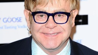 Sir Elton 'grateful to be alive'