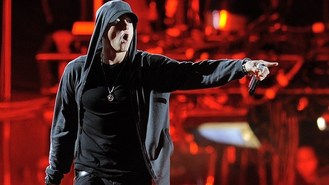 Eminem thanks fans for support