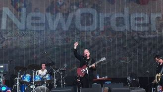 Independent label signs New Order