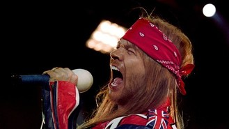 Guns N' Roses guitarist defends Axl