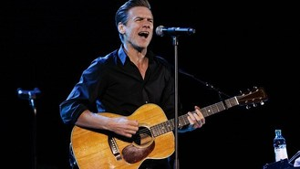 Bryan Adams thrilled about new baby