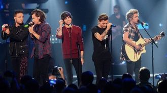1D and Sheeran rock out US festival