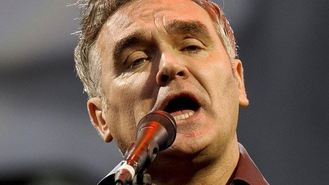 Morrissey claims record label split