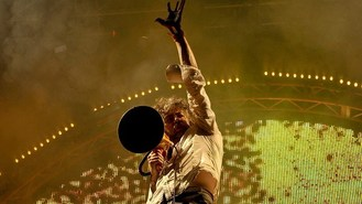 Flaming Lips break record for shows