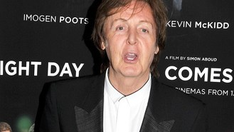 McCartney joins Hillsborough single