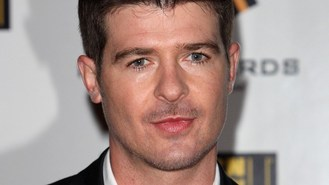 Thicke: I get nervous over album