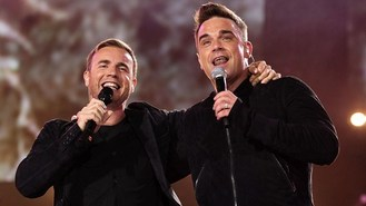 Robbie and Gary team up for single
