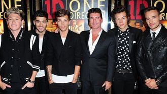 Cowell: 1D will split, but not yet