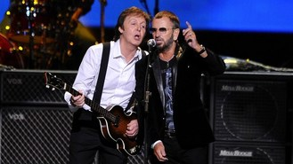McCartney, Starr reuniting for show