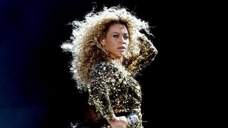 Fans to introduce Beyonce at game