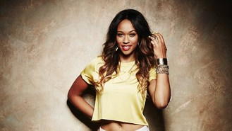 X Factor's Tamera lands Syco deal