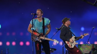 Coldplay for US iTunes festival