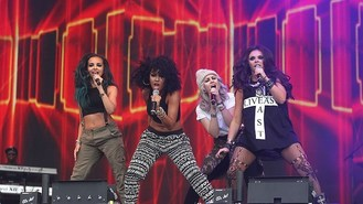Little Mix eclipse Spice Girls feat