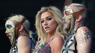 Kesha directs video for first time