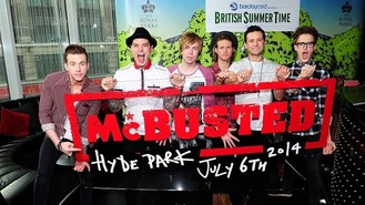 McBusted to play Hyde Park date