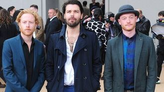 Biffy Clyro praise Arctic Monkeys