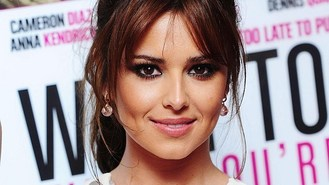 Cheryl Cole feared stage mishap