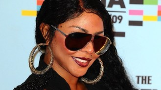 Lil Kim: I wasn't late for Lovebox