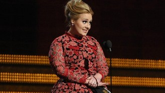 Adele not impressed with Brown?