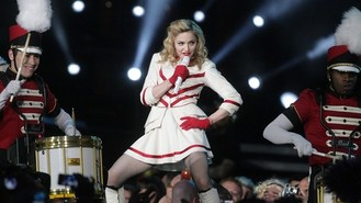 Madonna's MDNA is top tour of 2012