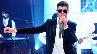 Robin Thicke's sound back in style