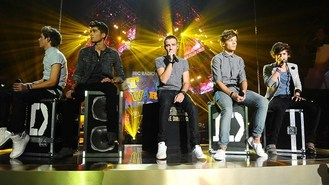 One Direction triumph at awards