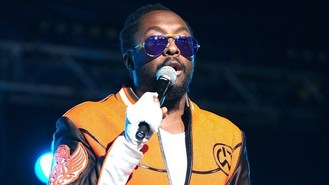 Will.i.am tops UK singles chart