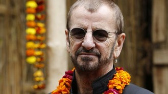 Celebs flock to honour Ringo Starr