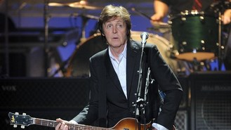 McCartney paid £1 for Olympic gig