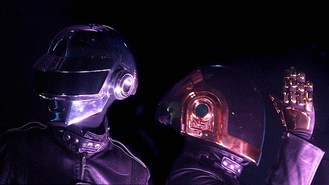 Daft Punk get first UK number one