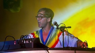 Basement Jaxx at Somerset House gig