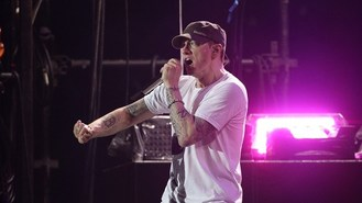 Eminem's childhood home demolished