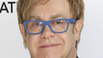 Winds cut short Sir Elton's gig