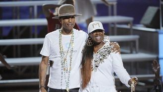 Pharrell wins big at BET Awards