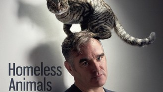 Morrissey has a cat on his mind