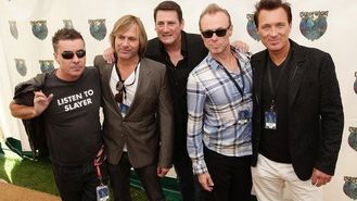 Spandau Ballet to reunite for film
