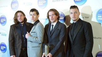 Monkeys up for eight NME Awards