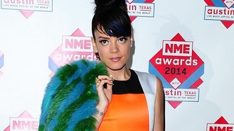 Lily Allen: I missed my freebies
