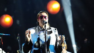 Arcade Fire to headline Glastonbury