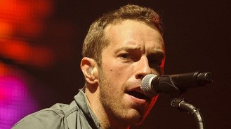Martin: No music break for Coldplay