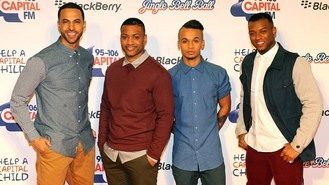 JLS to reunite for charity gig