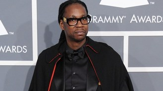 Rapper 2 Chainz arrested