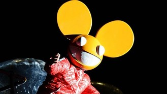 Deadmau5 lights up London with gig